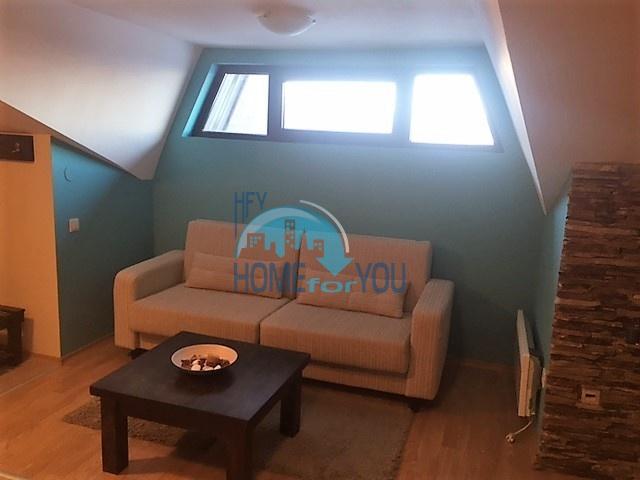 Стильная двухкомнатная квартира недалеко от курорта Банско