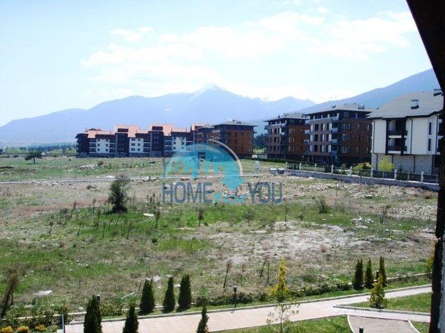 Трехкомнатная квартира по выгодной цене в горах курорта Банско 9