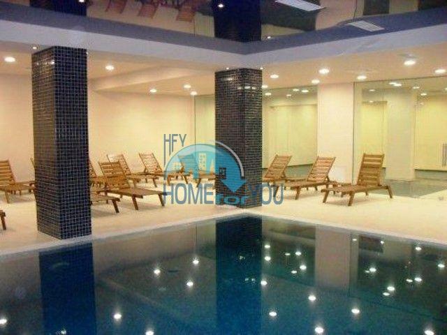 Трехкомнатная квартира по выгодной цене в горах курорта Банско 20
