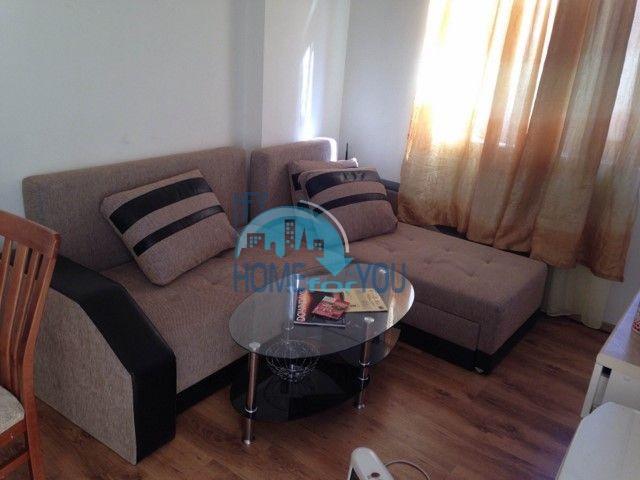 Трехкомнатная меблированная квартира в горах курорта Банско 2