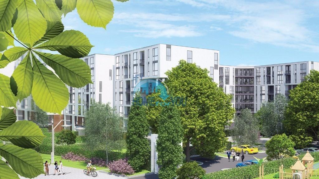 Большая трехкомнатная квартира в квартале Сарафово города Бургас
