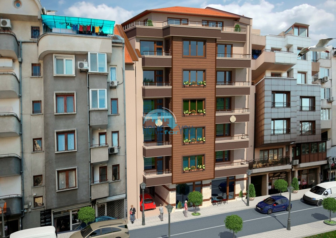 Просторные апартаменты для постоянного проживания в самом центре города Бургас - Святой Николай 4