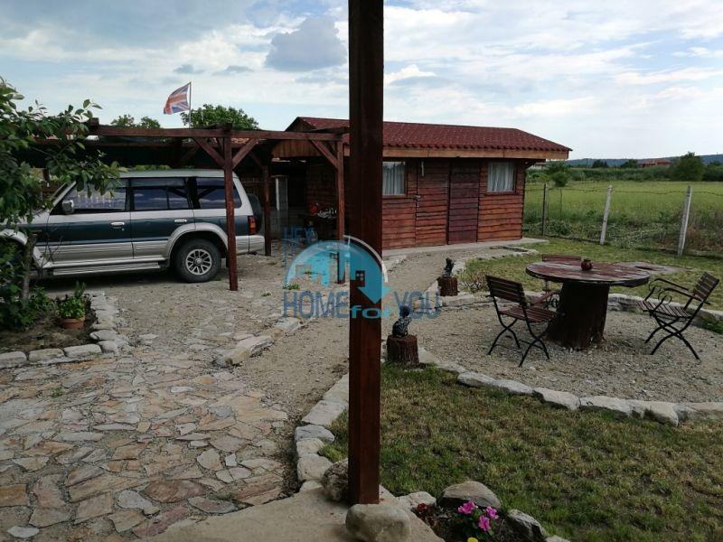 Частный одноэтажный дом в селе Оризаре область Бургас 23