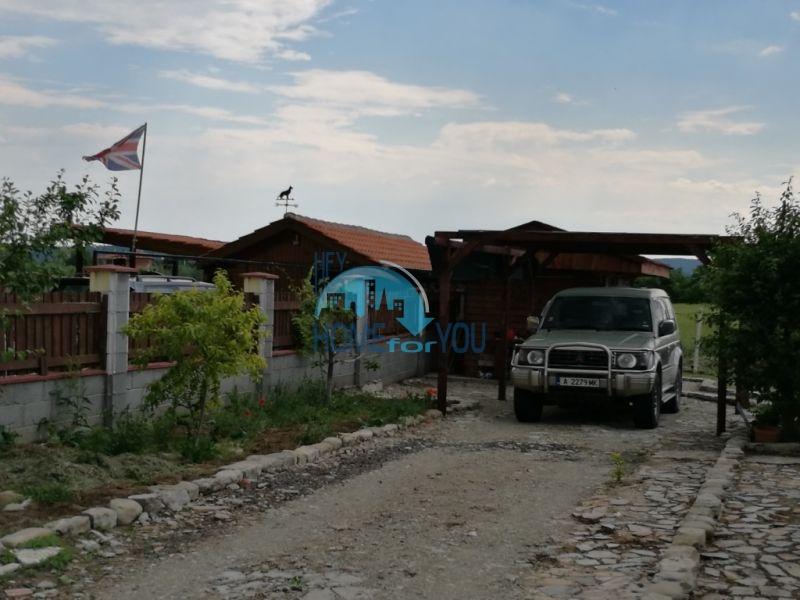 Частный одноэтажный дом в селе Оризаре область Бургас 25