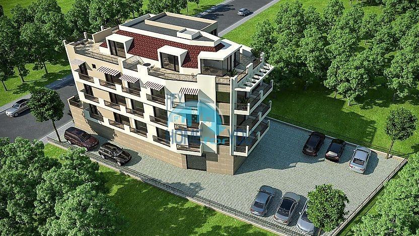 Четырехкомнатная квартира в Сарафово с прекрасным видом на море 2