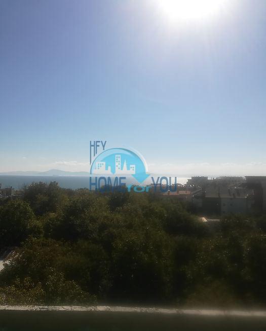 Четырехкомнатная квартира в Сарафово с прекрасным видом на море 6