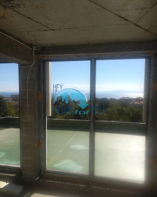 Четырехкомнатная квартира в Сарафово с прекрасным видом на море 7