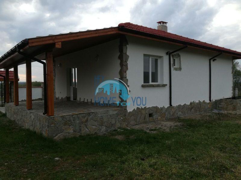 Добротный дом для круглогодичного проживания в селе Оризаре 2