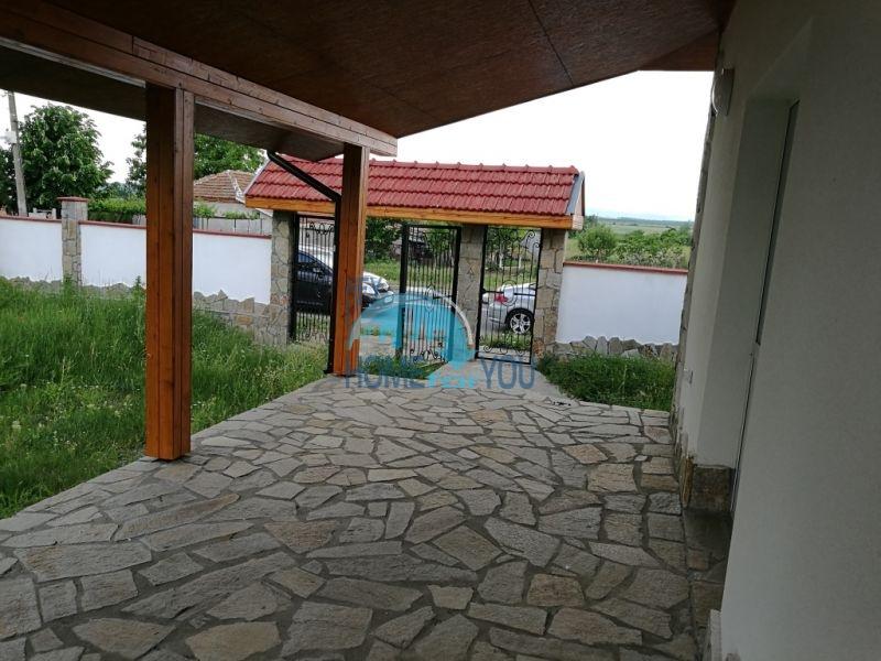Добротный дом для круглогодичного проживания в селе Оризаре 4