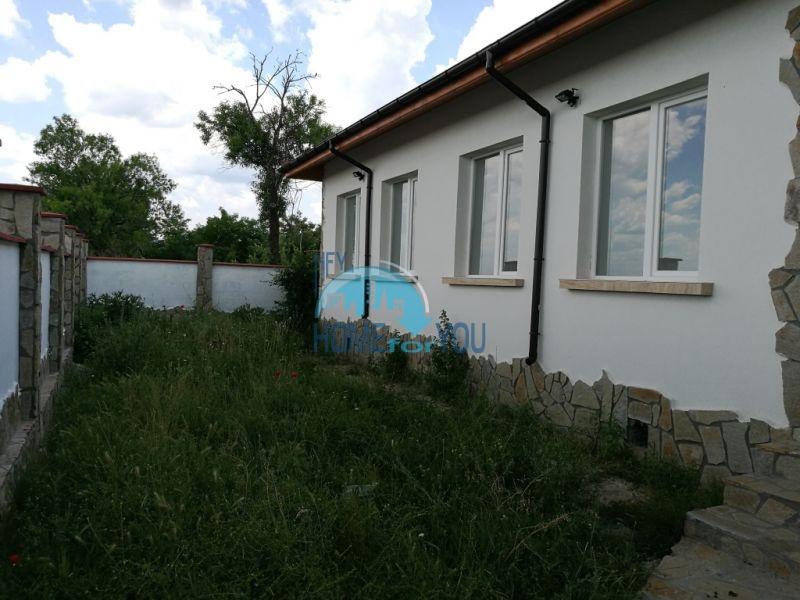 Добротный дом для круглогодичного проживания в селе Оризаре 6
