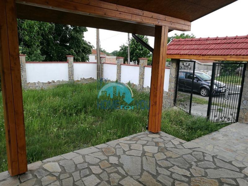 Добротный дом для круглогодичного проживания в селе Оризаре 19