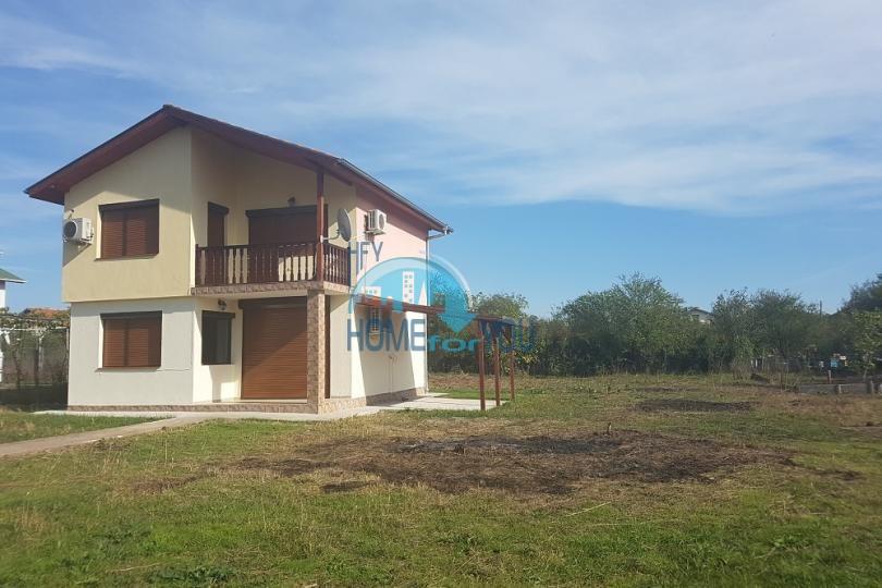 Новый двухэтажный готовый дом в Трыстиково - для ПМЖ 2