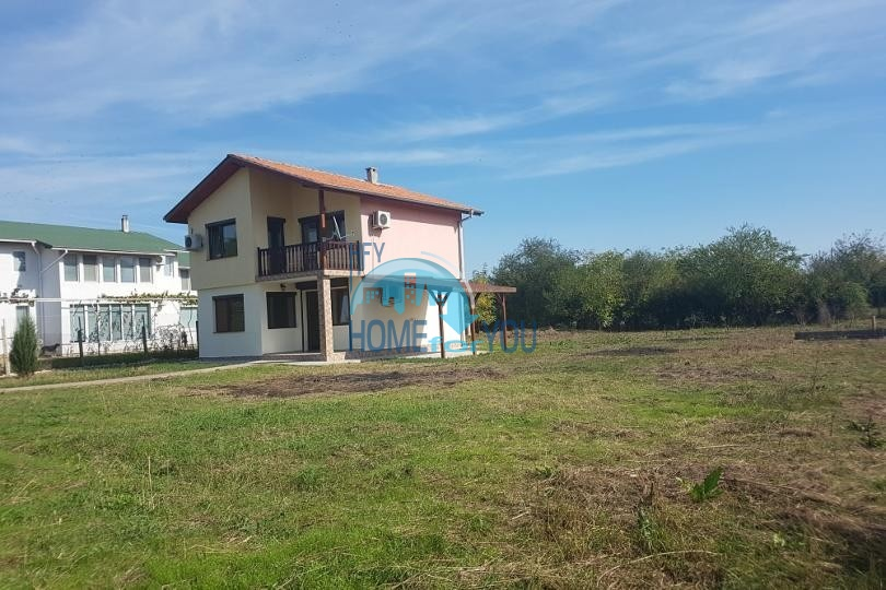 Новый двухэтажный готовый дом в Трыстиково - для ПМЖ 3
