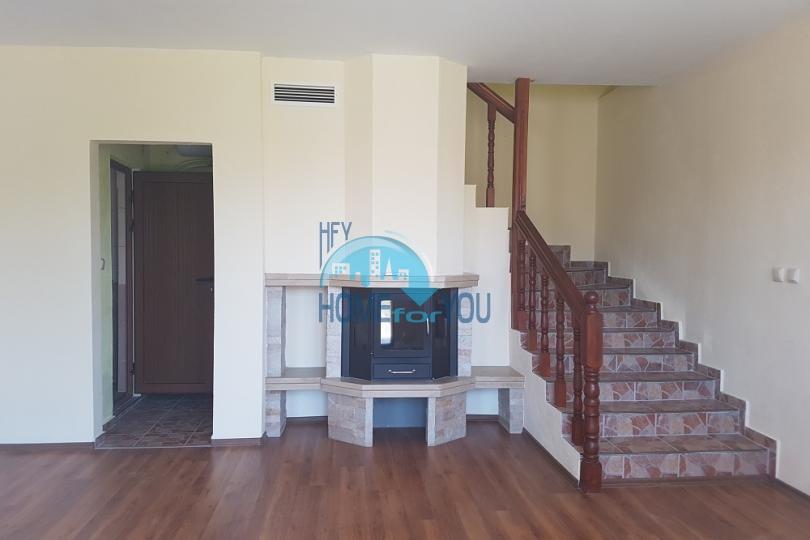 Новый двухэтажный готовый дом в Трыстиково - для ПМЖ 6