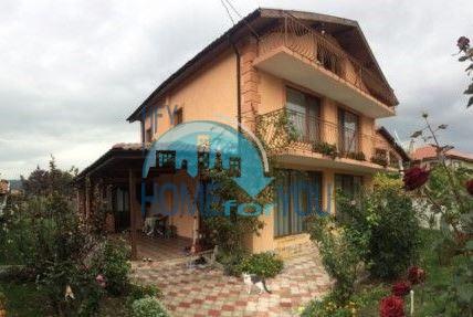Двухэтажный меблированный дом в Оризаре, область Бургас