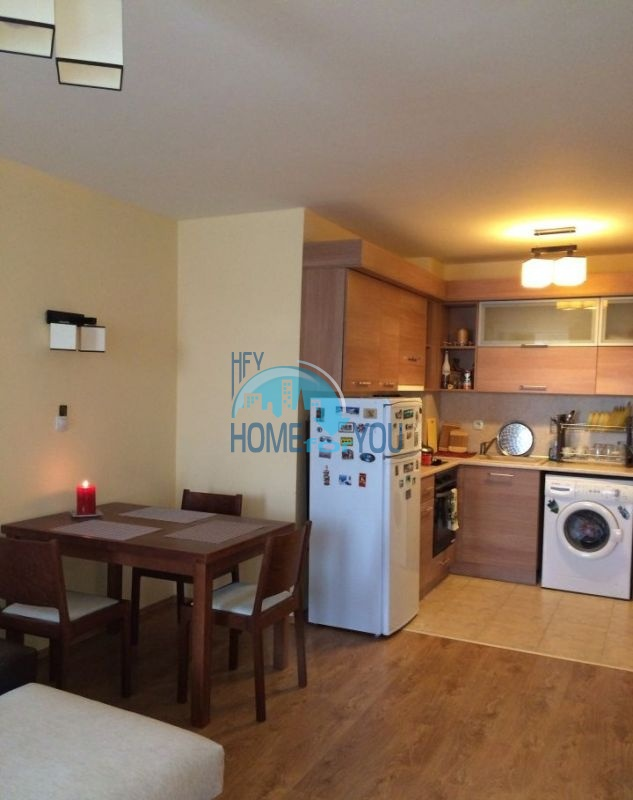 Двухкомнатная квартира в 50 м от пляжа в Сарафово - для ПМЖ 3