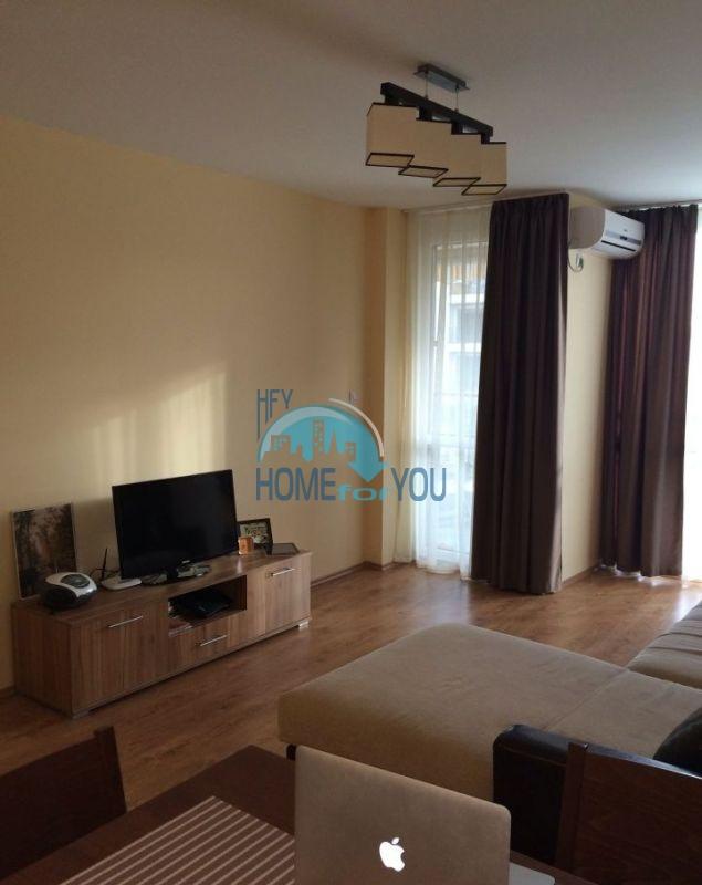 Двухкомнатная квартира в 50 м от пляжа в Сарафово - для ПМЖ 4