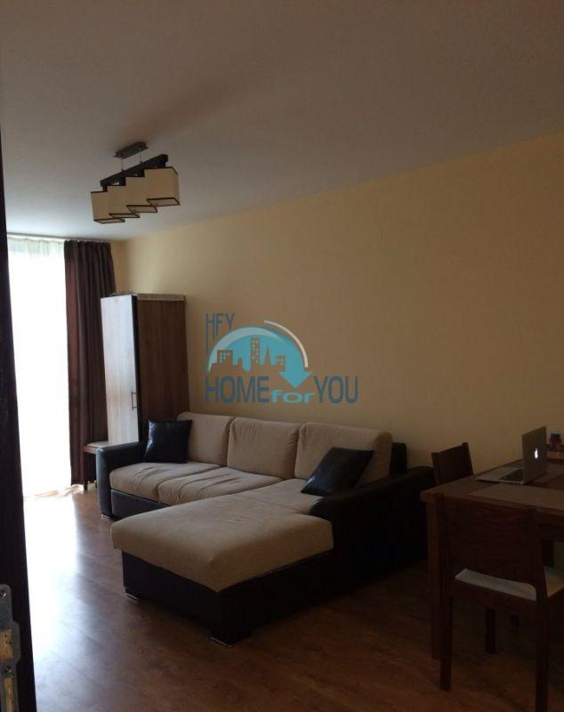 Двухкомнатная квартира в 50 м от пляжа в Сарафово - для ПМЖ 7