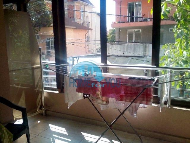 Двухкомнатная квартира в центре Сарафово города Бургас 16