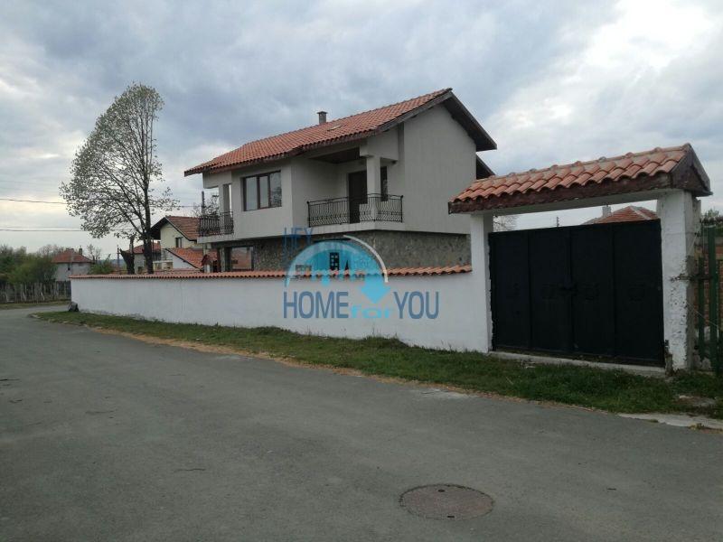 Новый жилой дом для комфортного проживания в селе Оризаре