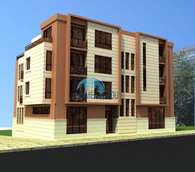 Квартиры по доступным ценам в новом доме в Сарафово, городе Бургас 2