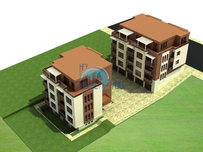 Квартиры по доступным ценам в новом доме в Сарафово, городе Бургас 4