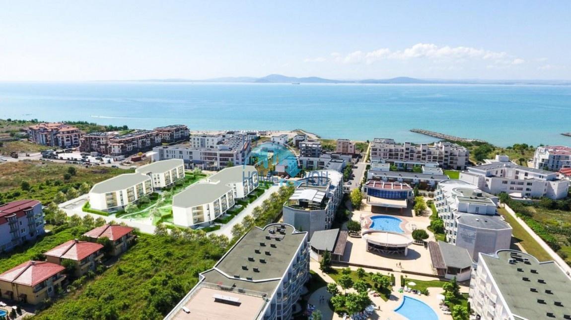 «Atlantis Atmosphere/Атлантис Атмосфера» - уютные апартаменты в новом современном жилом комплексе в квартале Сарафово, город Бургас