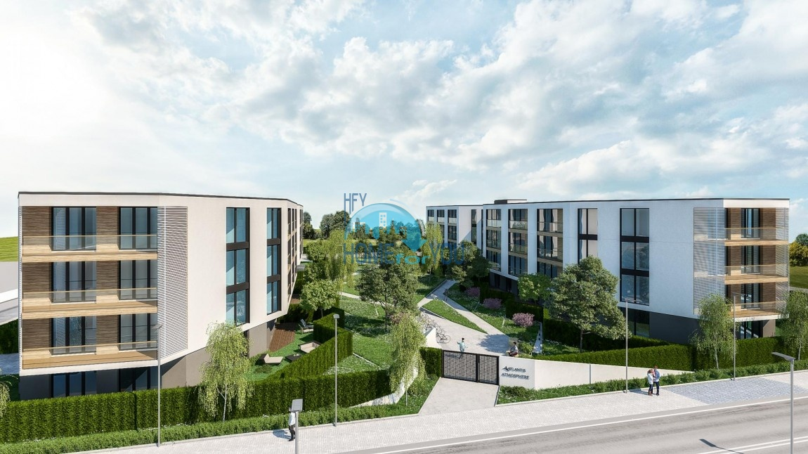 «Atlantis Atmosphere/Атлантис Атмосфера» - уютные апартаменты в новом современном жилом комплексе в квартале Сарафово, город Бургас 2