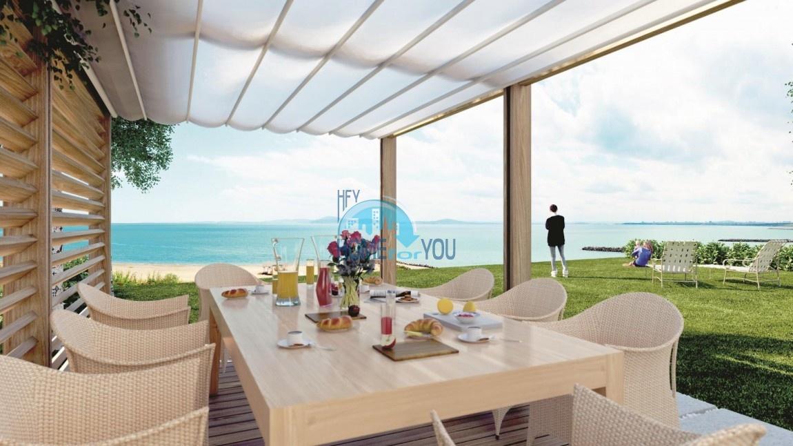 «Atlantis Atmosphere/Атлантис Атмосфера» - уютные апартаменты в новом современном жилом комплексе в квартале Сарафово, город Бургас 3