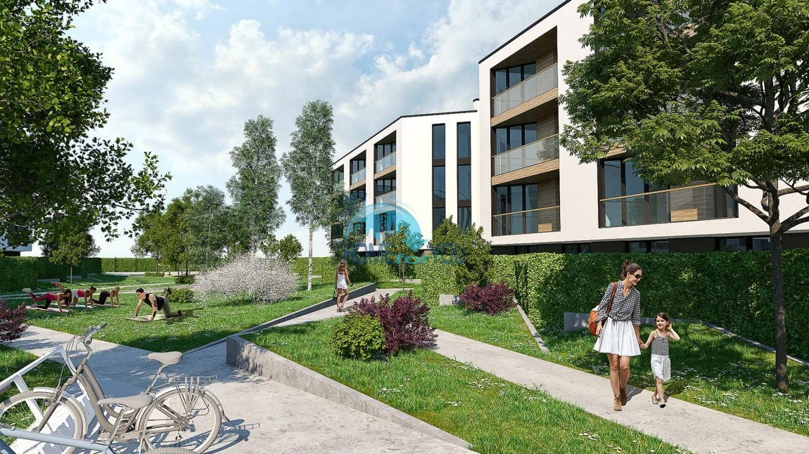 «Atlantis Atmosphere/Атлантис Атмосфера» - уютные апартаменты в новом современном жилом комплексе в квартале Сарафово, город Бургас 5