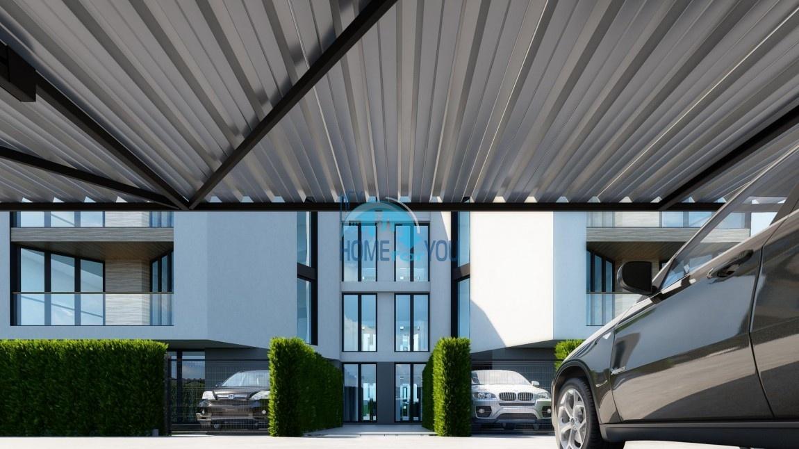 «Atlantis Atmosphere/Атлантис Атмосфера» - уютные апартаменты в новом современном жилом комплексе в квартале Сарафово, город Бургас 7