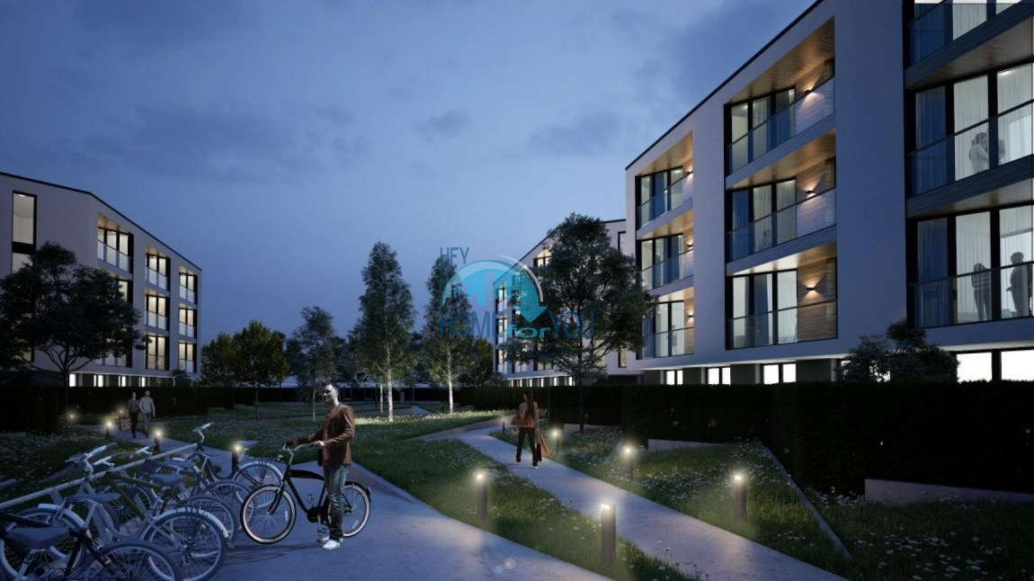 «Atlantis Atmosphere/Атлантис Атмосфера» - уютные апартаменты в новом современном жилом комплексе в квартале Сарафово, город Бургас 8