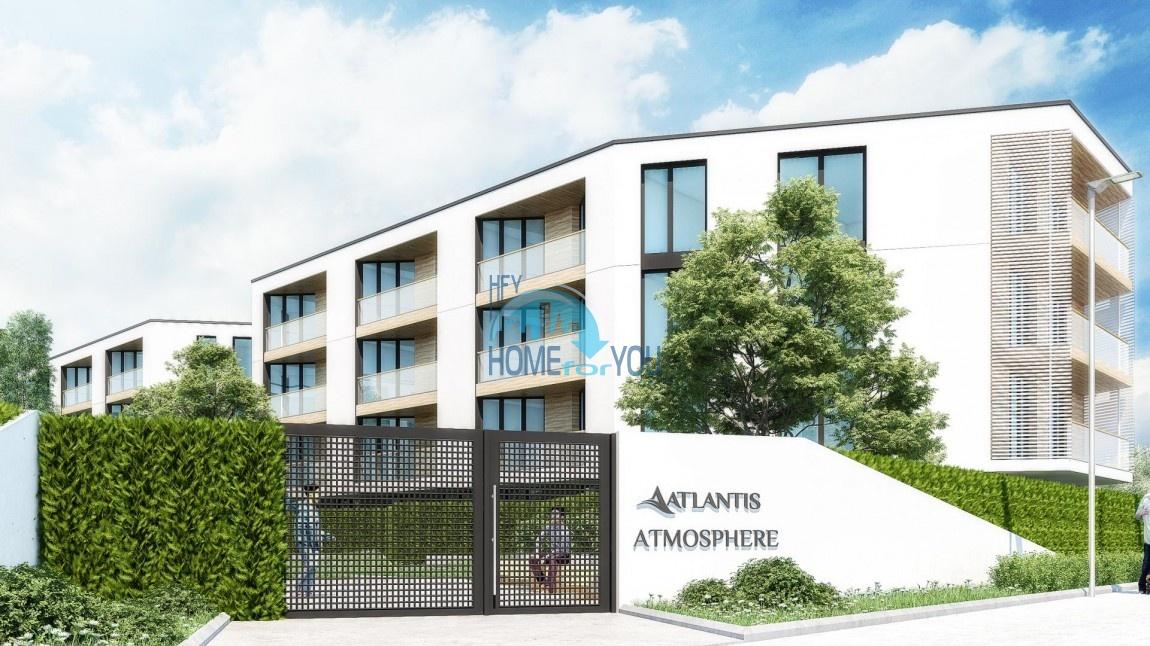 «Atlantis Atmosphere/Атлантис Атмосфера» - уютные апартаменты в новом современном жилом комплексе в квартале Сарафово, город Бургас 9