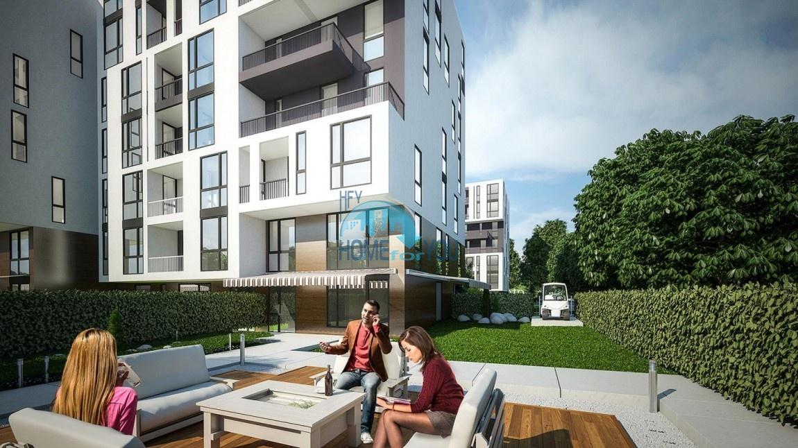 «Atlantis Atmosphere/Атлантис Атмосфера» - уютные апартаменты в новом современном жилом комплексе в квартале Сарафово, город Бургас 10