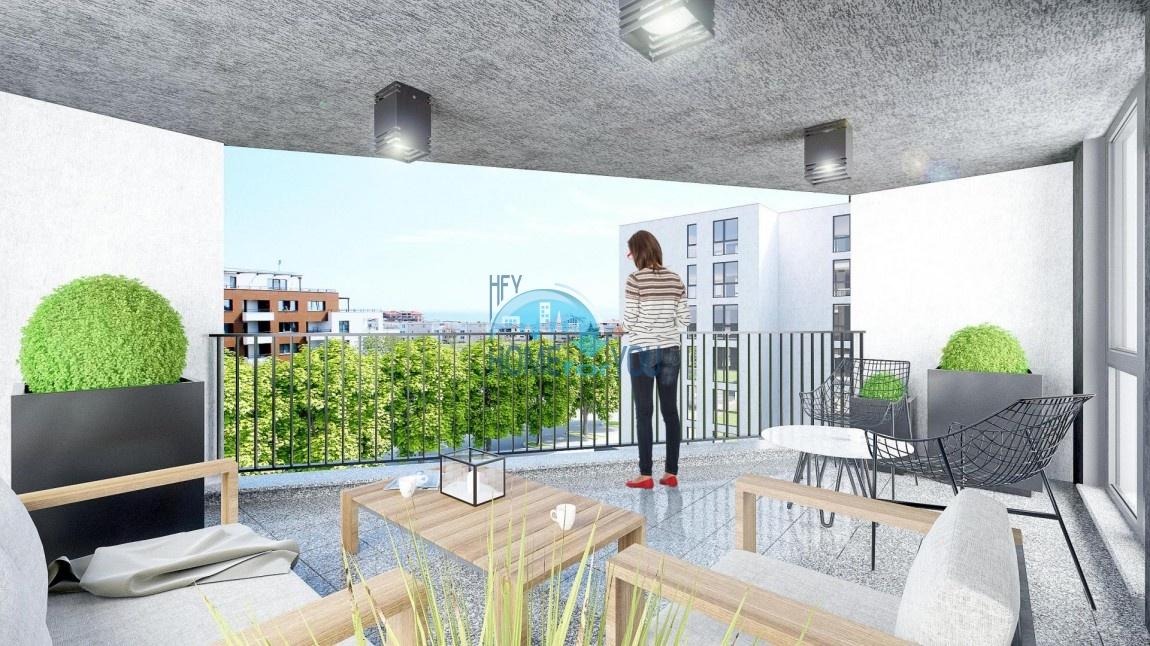 «Atlantis Atmosphere/Атлантис Атмосфера» - уютные апартаменты в новом современном жилом комплексе в квартале Сарафово, город Бургас 14