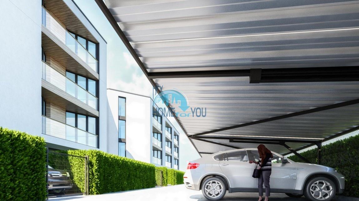 «Atlantis Atmosphere/Атлантис Атмосфера» - уютные апартаменты в новом современном жилом комплексе в квартале Сарафово, город Бургас 15