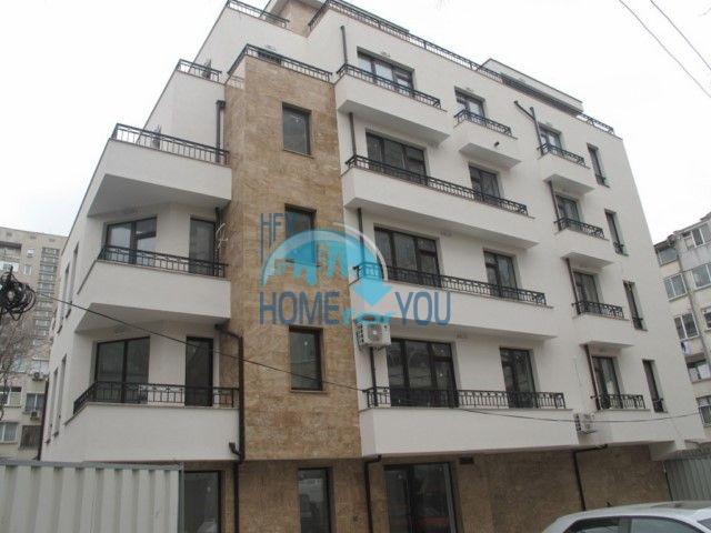 Квартиры в жилой новостройке в центре Бургаса - для ПМЖ 5