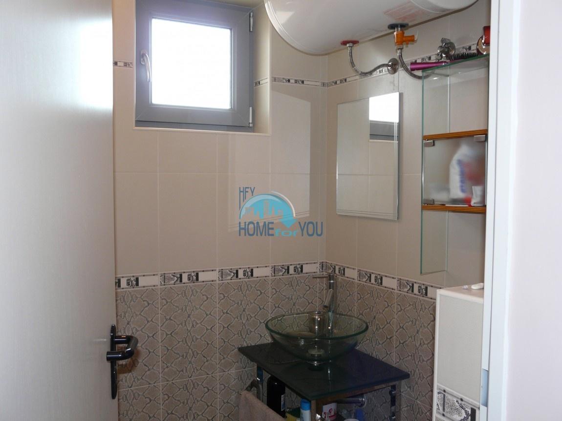 Люксозная, большая квартира с восхитительном виде на море в Бургасе 8