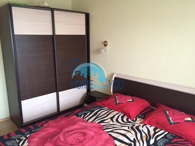 Меблированная двухкомнатная квартира в комплексе Перла в городе Бургас 4