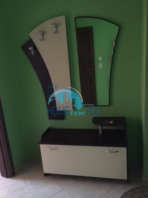 Меблированная двухкомнатная квартира в комплексе Перла в городе Бургас 5