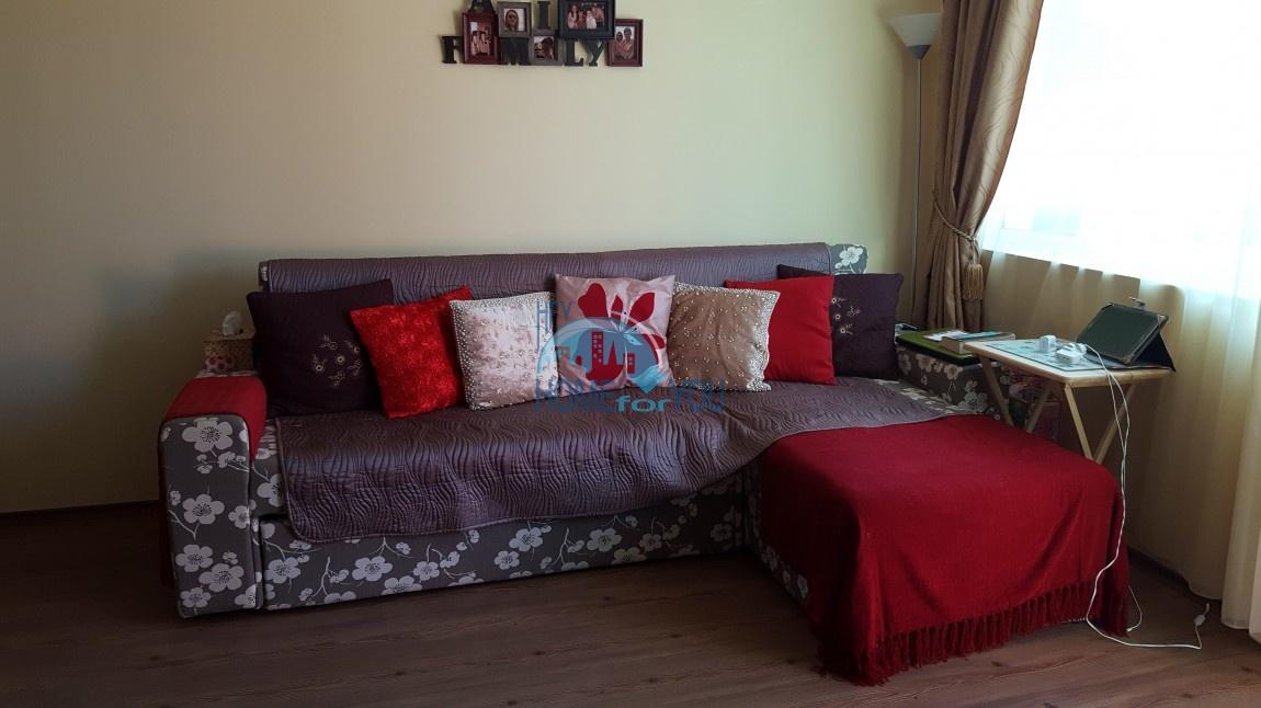 Меблированная двухкомнатная квартира в Сарафово, Бургас 2