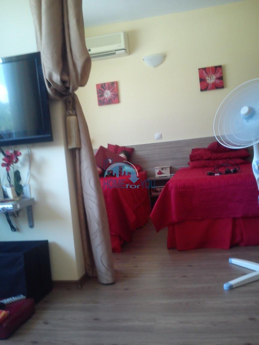 Меблированная двухкомнатная квартира в Сарафово, Бургас 6