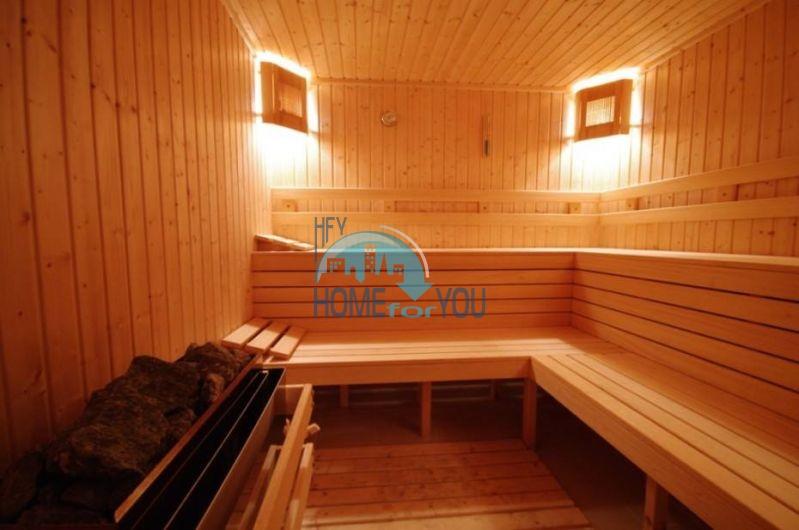 Недорогая двухкомнатная квартира у моря в городе Бургас, Сарафово 18