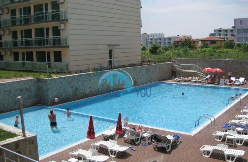 Недорогая двухкомнатная квартира у моря в городе Бургас, Сарафово 5