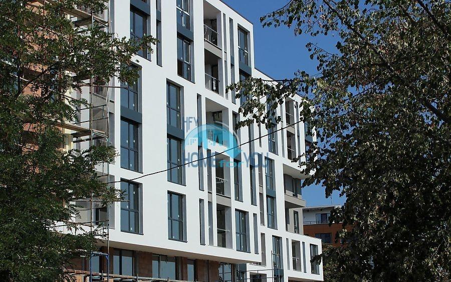 Новая трехкомнатная квартира в Бургасе в квартале Сарафово 3