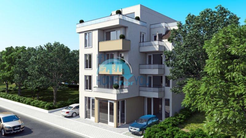 Новое жилое здание Оазис Парк в Бургасе, квартал Сарафово - идеальный выбор Вашего будущего дома 3