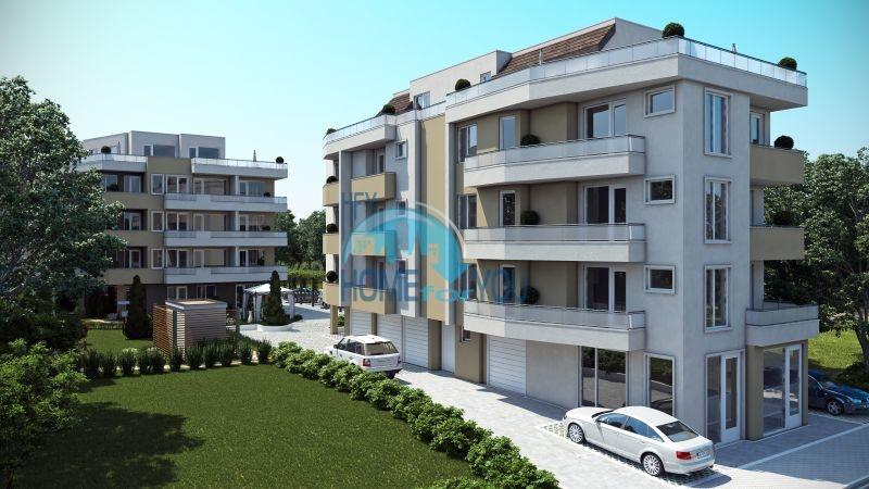 Новое жилое здание Оазис Парк в Бургасе, квартал Сарафово - идеальный выбор Вашего будущего дома 2