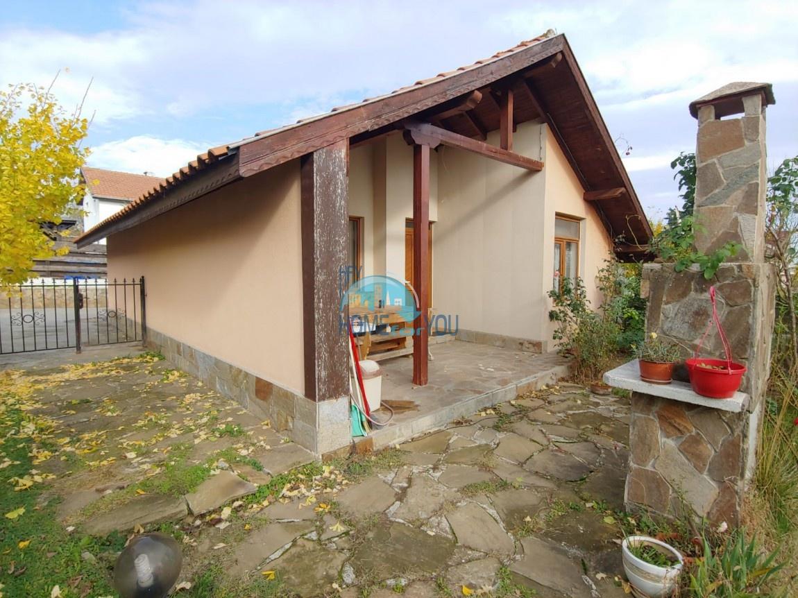 Новый уюъный дом для круглогодичного проживания в поселке Каменар, Бургас