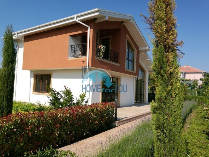Новый капитальный дом для ПМЖ в селе Маринка