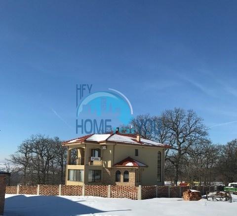 Отличный двухэтажный дом для ПМЖ в селе Паницево 5